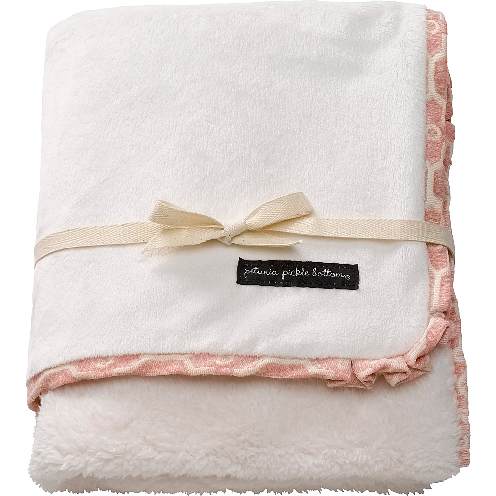 Petunia Pickle Bottom Receiving Blanket Sweet Rose Petunia Pickle Bottom Diaper Bags Accessories