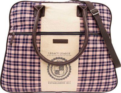 Bella Taylor Weekender Satchel Skyler Pink - Bella Taylor Fabric Handbags