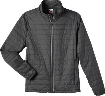 Colorado Clothing Mens Gunnison Jacket S - City Grey - Colorado Clothing Men's Apparel