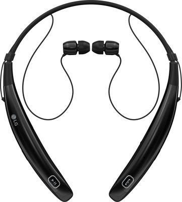 LG HBS 770 Tone Pro Bluetooth Stereo Headset Black - LG Headphones & Speakers