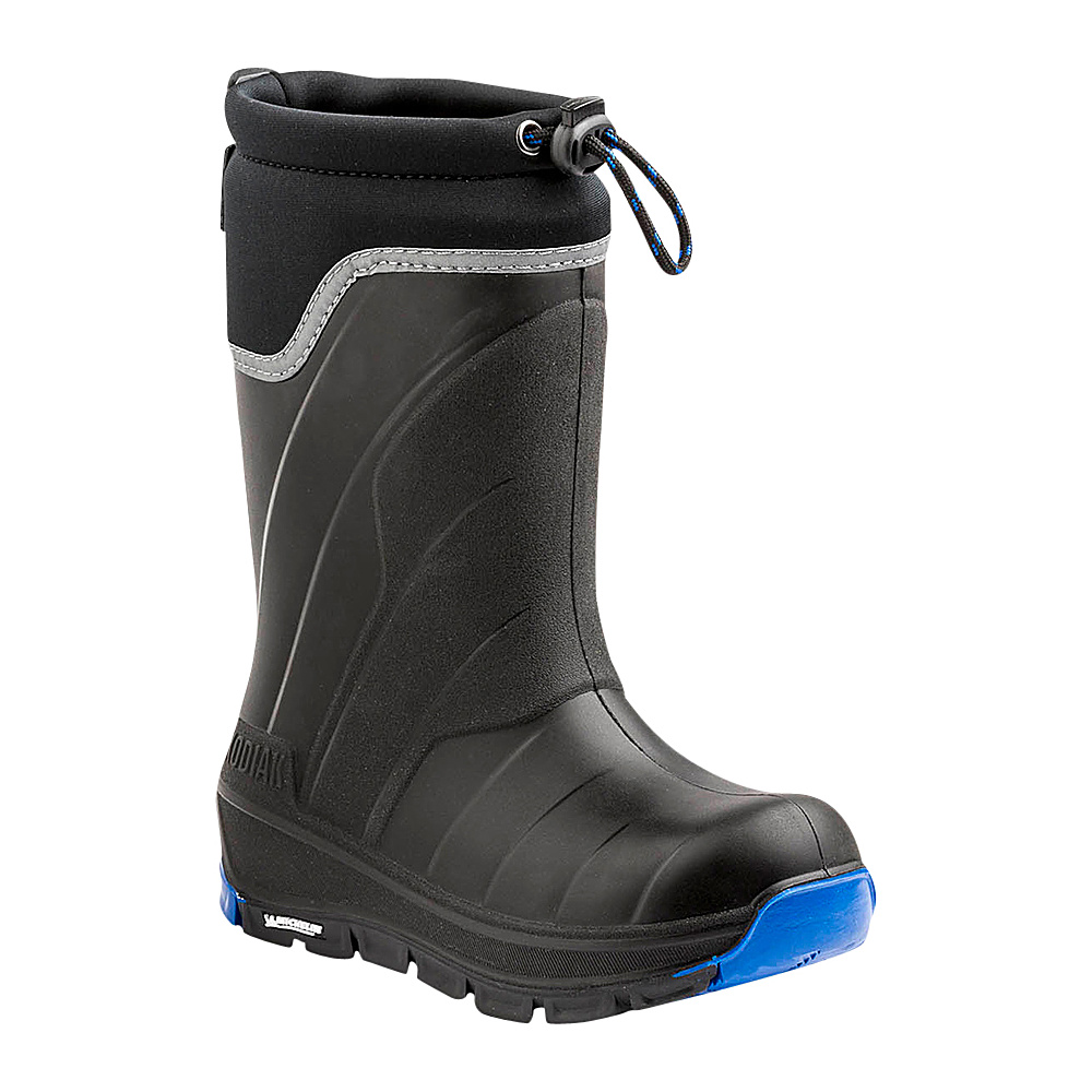 Kodiak Klondike Boot 12 (US Kids) - M (Regular/Medium) - Black/Blue - Kodiak Womens Footwear - Apparel & Footwear, Women's Footwear