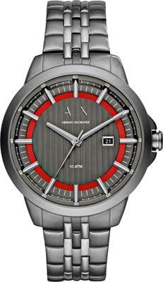 A/X Armani Exchange Smart Watch Grey - A/X Armani Exchange Watches