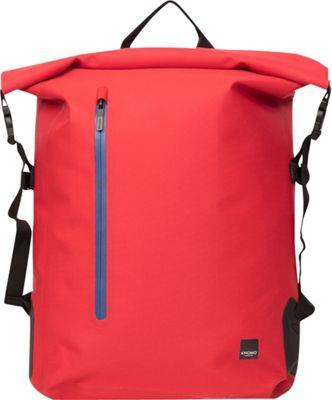 KNOMO London Thames Cronwell Backpack Formula One Red - KNOMO London Business & Laptop Backpacks