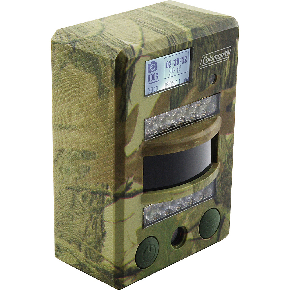 Coleman CH300 XtremeTrail mini 8.0 MP High Definition Game Camera Camouflage Coleman Cameras