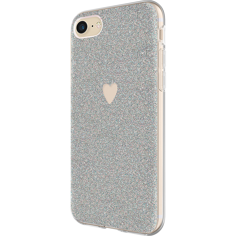 Incipio Design Series for iPhone 7 Silver/Clear(AMR) - Incipio Electronic Cases - Technology, Electronic Cases