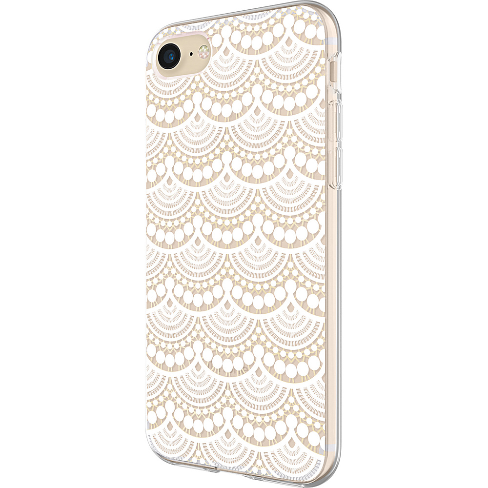 Incipio Design Series for iPhone 7 White/Clear(BLC) - Incipio Electronic Cases - Technology, Electronic Cases