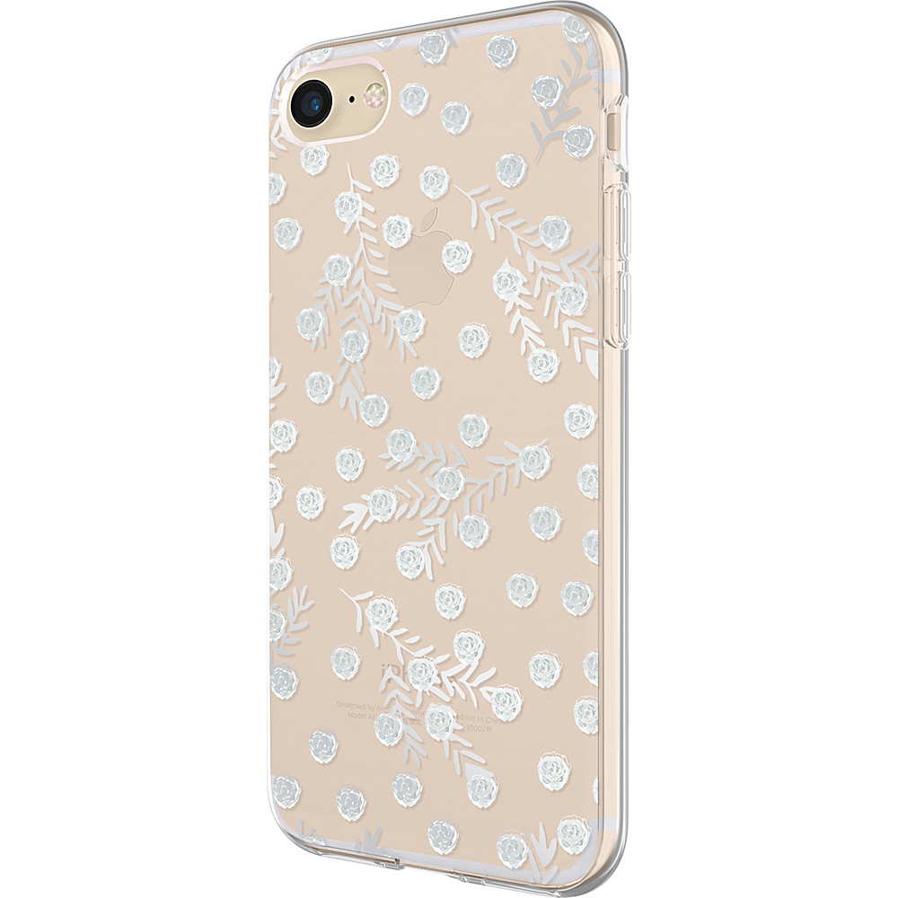 Incipio Design Series for iPhone 7 White/Clear(SBL) - Incipio Electronic Cases - Technology, Electronic Cases