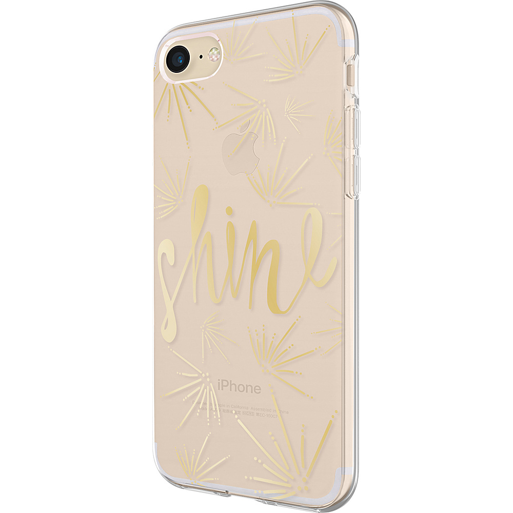 Incipio Design Series for iPhone 7 Clear Gold(SHN) - Incipio Electronic Cases - Technology, Electronic Cases
