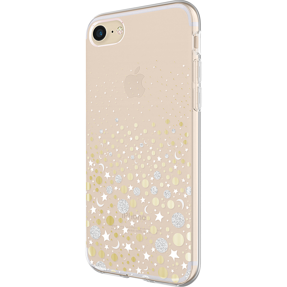Incipio Design Series for iPhone 7 Clear Gold Silver(STN) - Incipio Electronic Cases - Technology, Electronic Cases