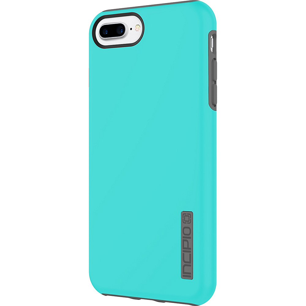 Incipio DualPro for iPhone 7 Plus Turquoise/Charcoal(TQC) - Incipio Electronic Cases - Technology, Electronic Cases