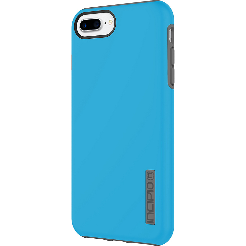 Incipio DualPro for iPhone 7 Plus Cyan/Charcoal(CYC) - Incipio Electronic Cases - Technology, Electronic Cases