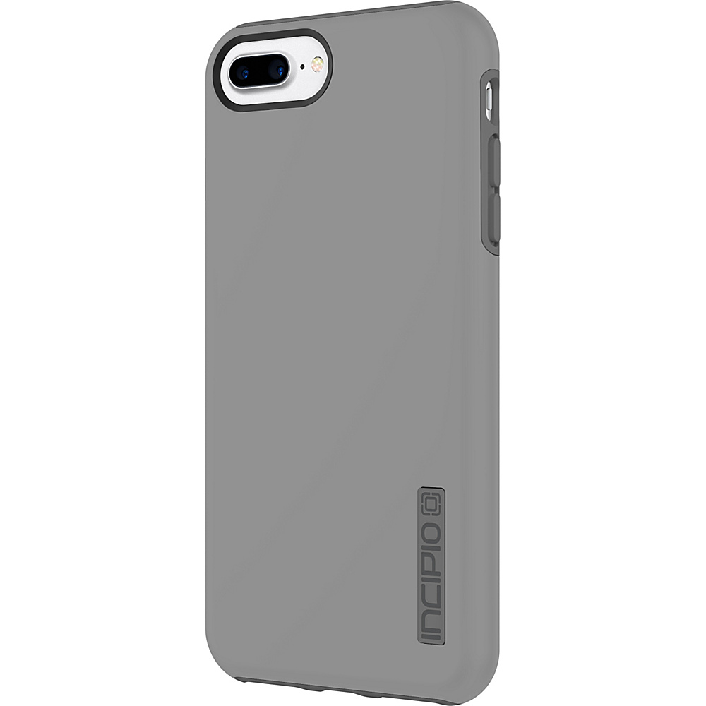 Incipio DualPro for iPhone 7 Plus Gray/Charcoal(GCH) - Incipio Electronic Cases - Technology, Electronic Cases