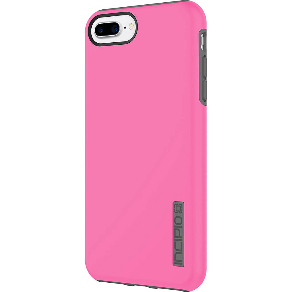 Incipio DualPro for iPhone 7 Plus Pink/Charcoal(PKC) - Incipio Electronic Cases - Technology, Electronic Cases