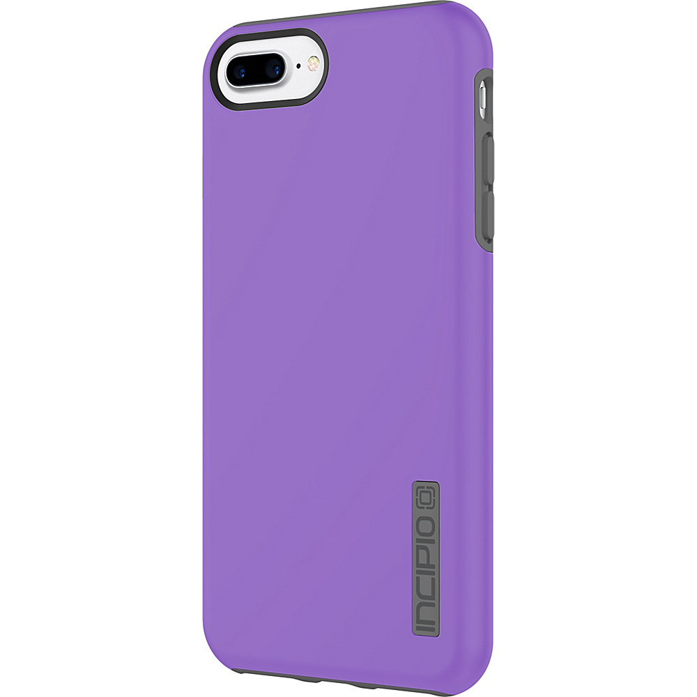 Incipio DualPro for iPhone 7 Plus Purple/Charcoal(PRC) - Incipio Electronic Cases - Technology, Electronic Cases