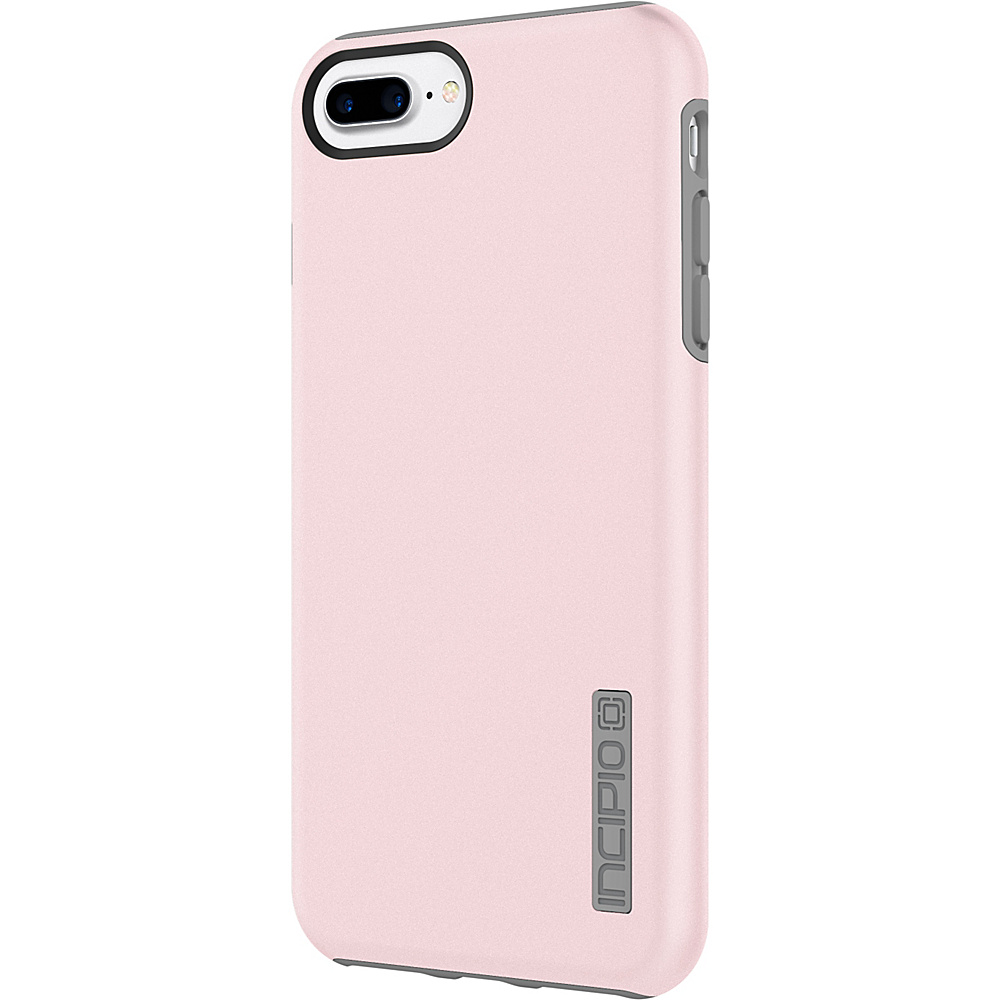 Incipio DualPro for iPhone 7 Plus Iridescent Rose Quartz/Gray(RQT) - Incipio Electronic Cases - Technology, Electronic Cases