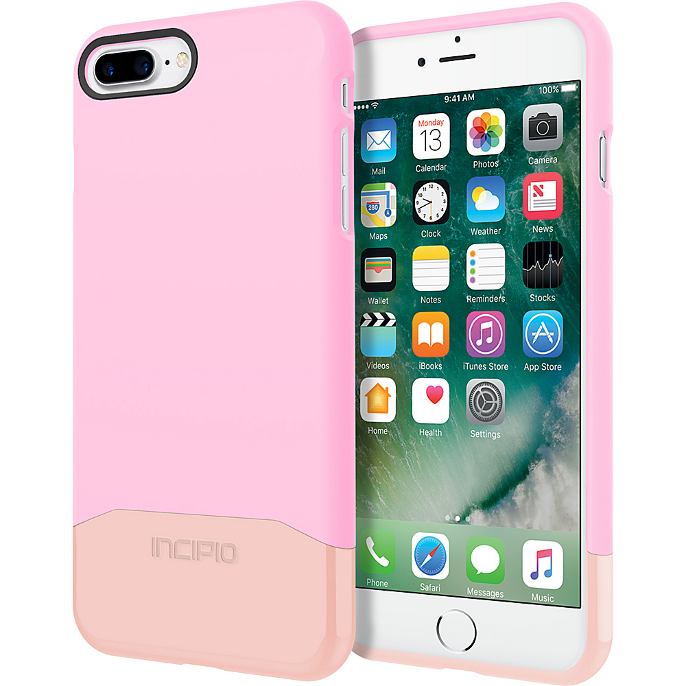 Incipio Edge Chrome for iPhone 7 Plus Pink/Rose Gold - Incipio Electronic Cases - Technology, Electronic Cases