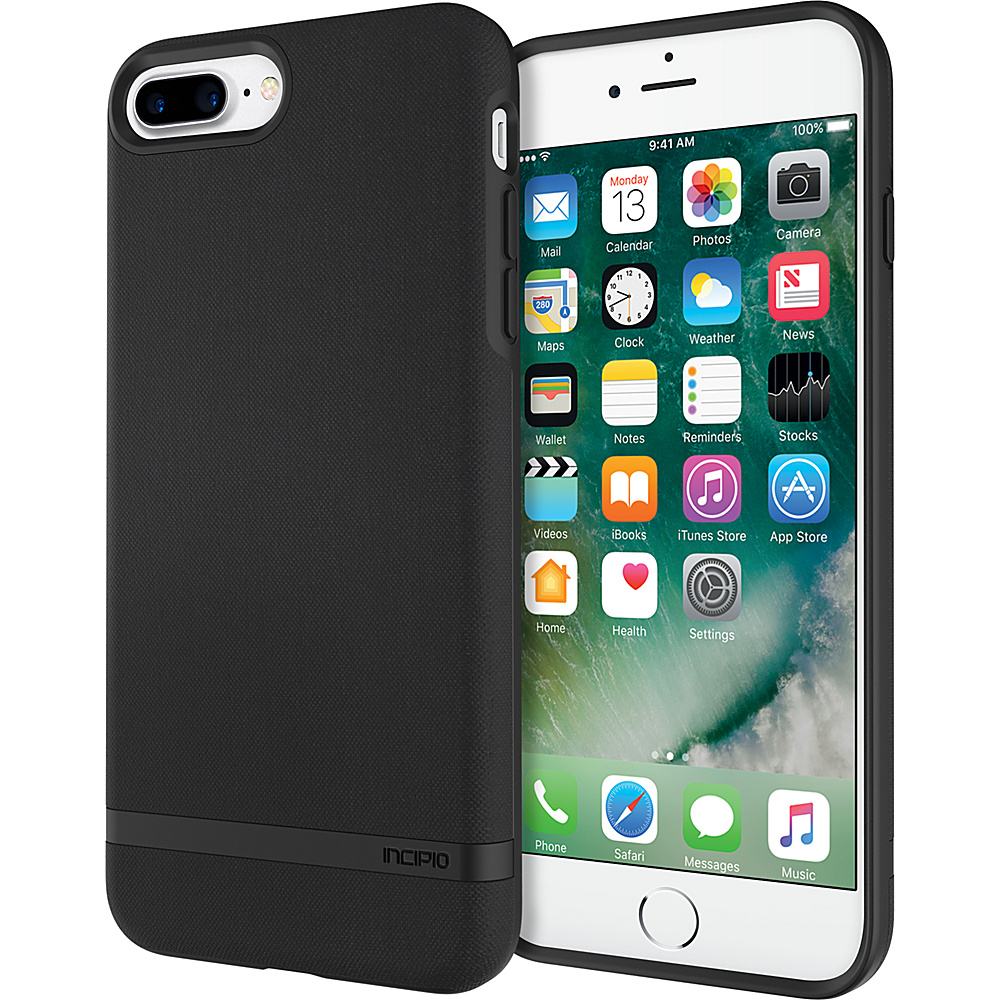 Incipio Esquire Series for iPhone 7 Plus Carnaby Black(CBK) - Incipio Electronic Cases - Technology, Electronic Cases