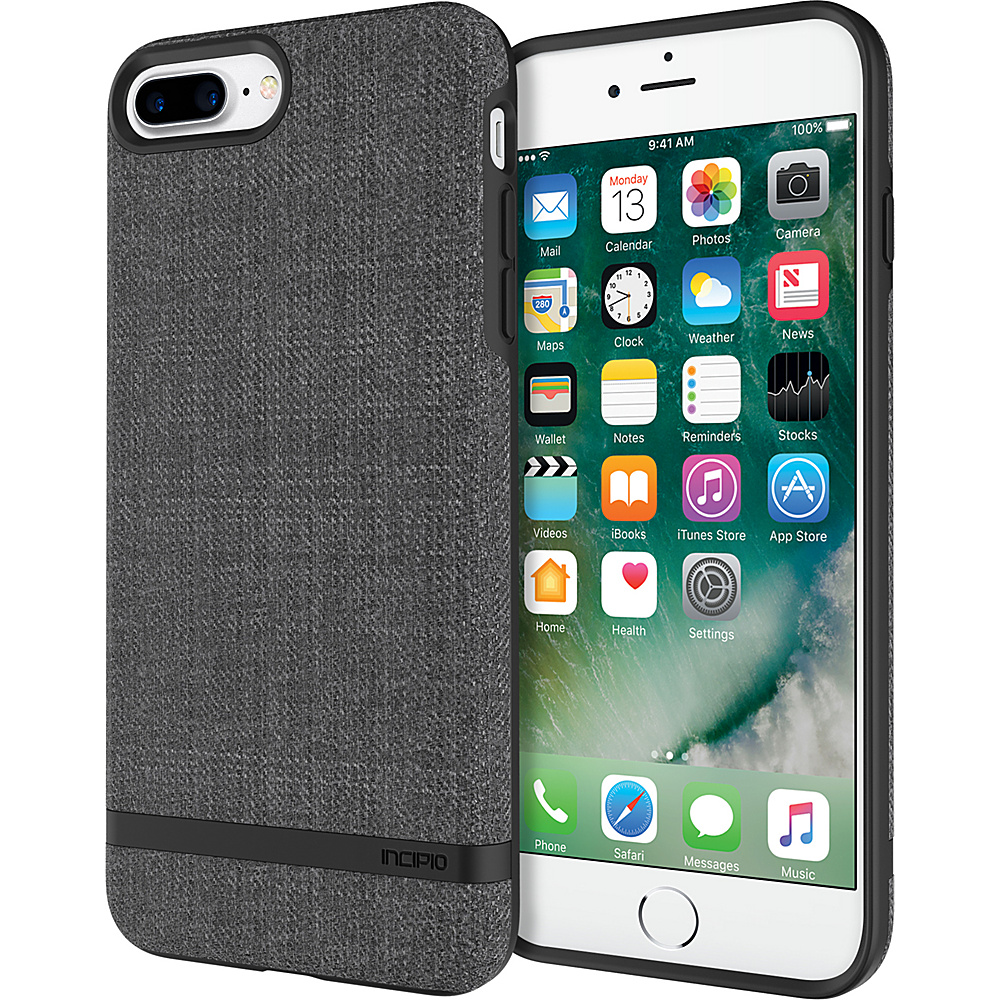 Incipio Esquire Series for iPhone 7 Plus Carnaby Gray(CGY) - Incipio Electronic Cases - Technology, Electronic Cases