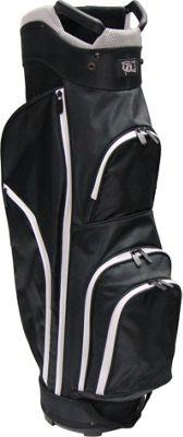 RJ Golf Starter Bag Black - RJ Golf Golf Bags