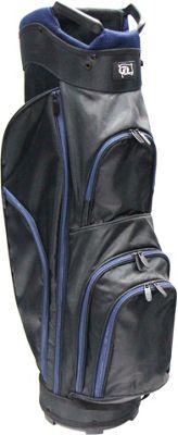 RJ Golf Starter Bag Black/Navy - RJ Golf Golf Bags