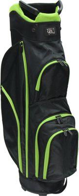 RJ Golf Starter Bag LIME - RJ Golf Golf Bags