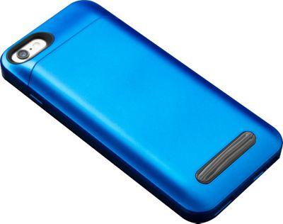 PhoneSuit Elite 6 Pro Battery Case for iPhone 6 Plus Metallic Blue - PhoneSuit Electronic Cases