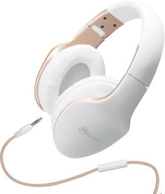 B iconic Superior Headphones White/Gold - B iconic Headphones & Speakers