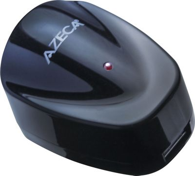 Azeca Travel USB Wall Charger Black - Azeca Portable Batteries & Chargers