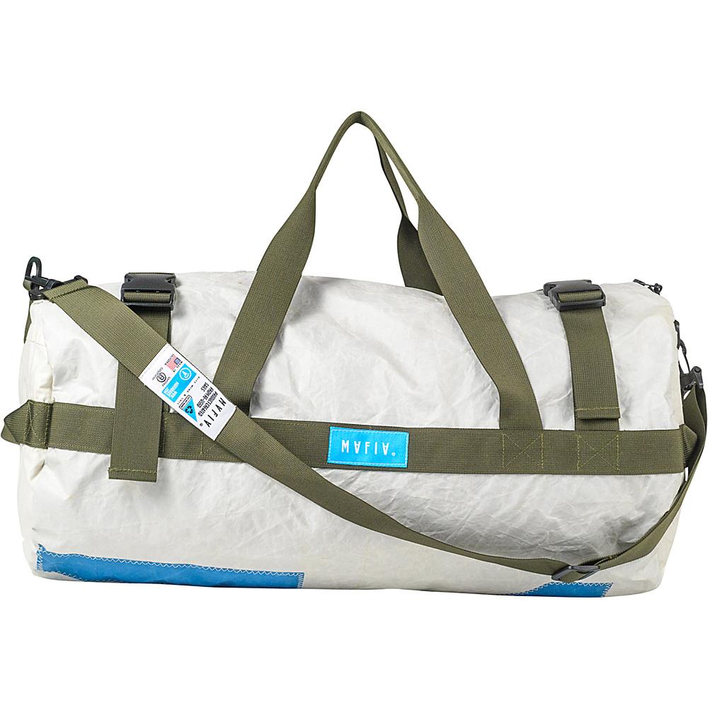 Mafia Bags Tubo Duffel Woods Mafia Bags Travel Duffels