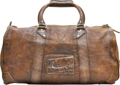 "Rawlings Origins 19"""" Duffle Glove Brown - Rawlings Travel Duffels"