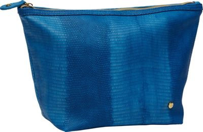 Stephanie Johnson Galapagos Laura Large Trapezoid Cosmetic Bag Denium - Stephanie Johnson Travel Health & Beauty