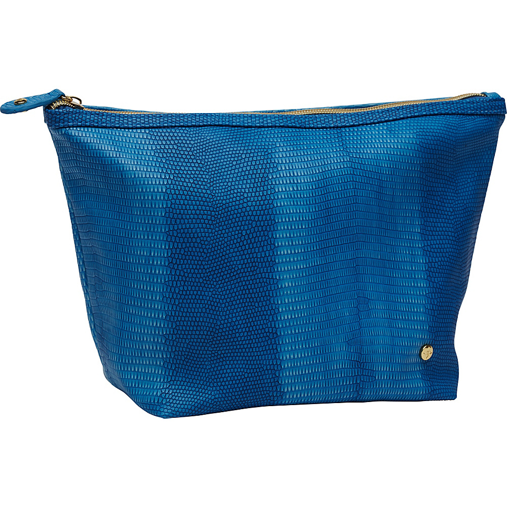 Stephanie Johnson Galapagos Laura Large Trapezoid Cosmetic Bag Denium Stephanie Johnson Women s SLG Other