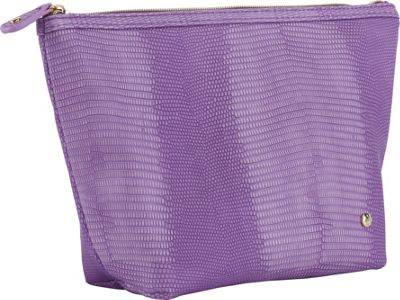 Stephanie Johnson Stephanie Johnson Galapagos Laura Large Trapezoid Cosmetic Bag Deep Orchid - Stephanie Johnson Travel Health & Beauty