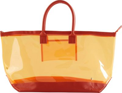 Stephanie Johnson Miami Carry-All Tote Orange - Stephanie Johnson All-Purpose Totes