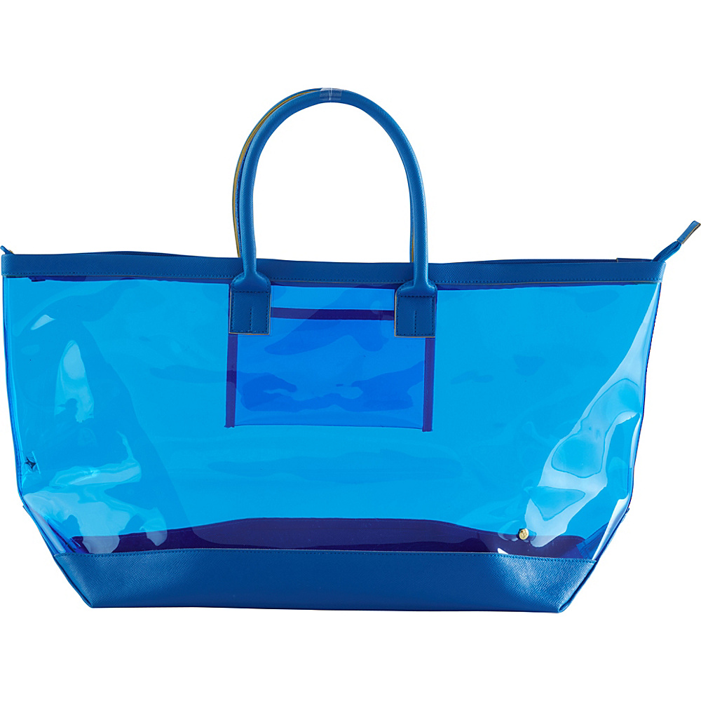 Stephanie Johnson Miami Carry All Tote Cobalt Stephanie Johnson Toiletry Kits
