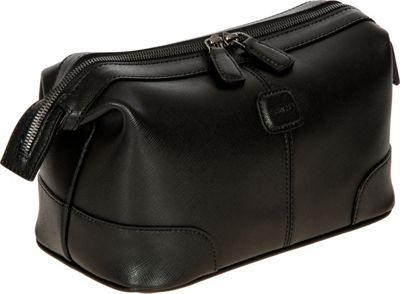 BRIC'S Varese Grooming Case Black - BRIC'S Toiletry Kits