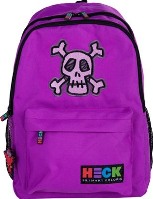 Ed Heck Luggage Skull Backpack Skull - Ed Heck Luggage Everyday Backpacks