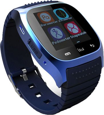 Koolulu Kooluwatch For Android and iOS Blue - Koolulu Wearable Technology