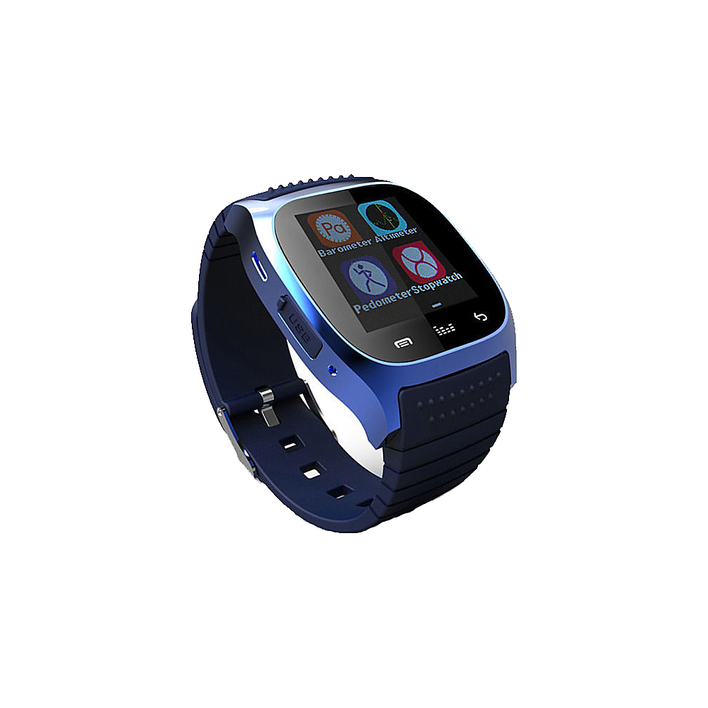 Koolulu Kooluwatch For Android and iOS Blue Koolulu Wearable Technology
