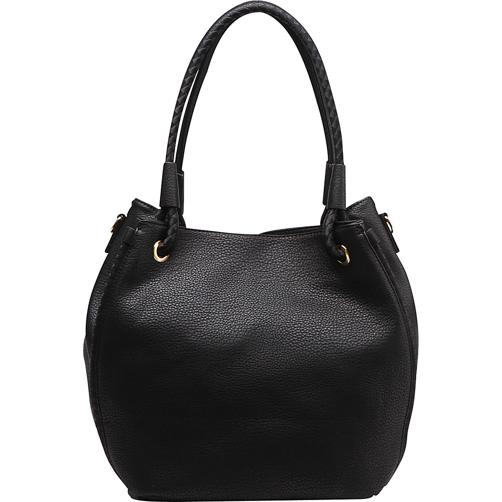MKF Collection by Mia K. Farrow Nina Shoulder Handbag Black - MKF Collection by Mia K. Farrow Gym Bags - Sports, Gym Bags