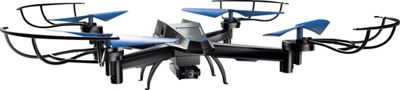 Airhawk M-13 Predator Drone with Wi-Fi Live Streaming Camera Blue - Airhawk Portable Entertainment