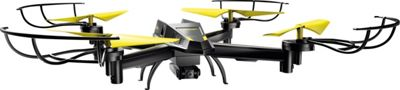 Airhawk M-13 Predator Drone with Wi-Fi Live Streaming Camera Yellow - Airhawk Portable Entertainment