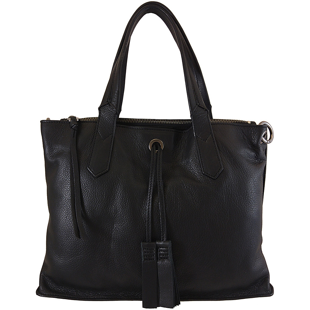 Joelle Hawkens by treesje Michele Medium Tote Black Joelle Hawkens by treesje Designer Handbags