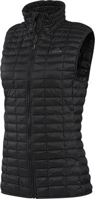 adidas outdoor Womens Flyloft Vest L - Black/Utility Black - adidas outdoor Women's Apparel