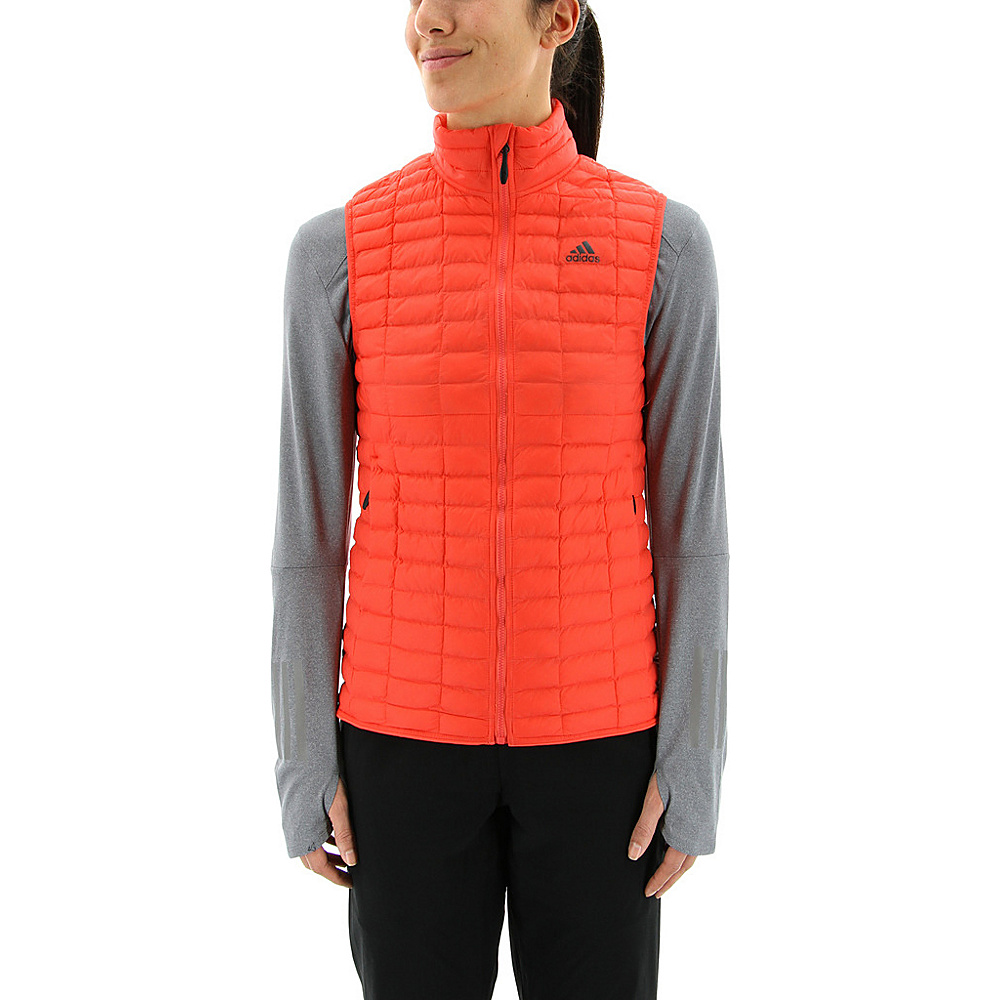 adidas outdoor Womens Flyloft Vest XL - Easy Coral - adidas outdoor Womens Apparel - Apparel & Footwear, Women's Apparel