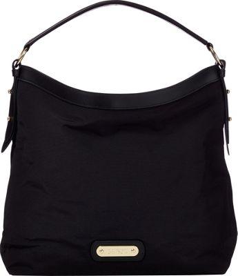 Davey's Hobo Black - Davey's Fabric Handbags