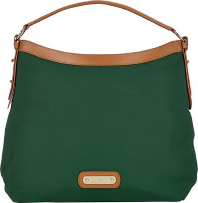 Davey's Hobo Olive - Davey's Fabric Handbags