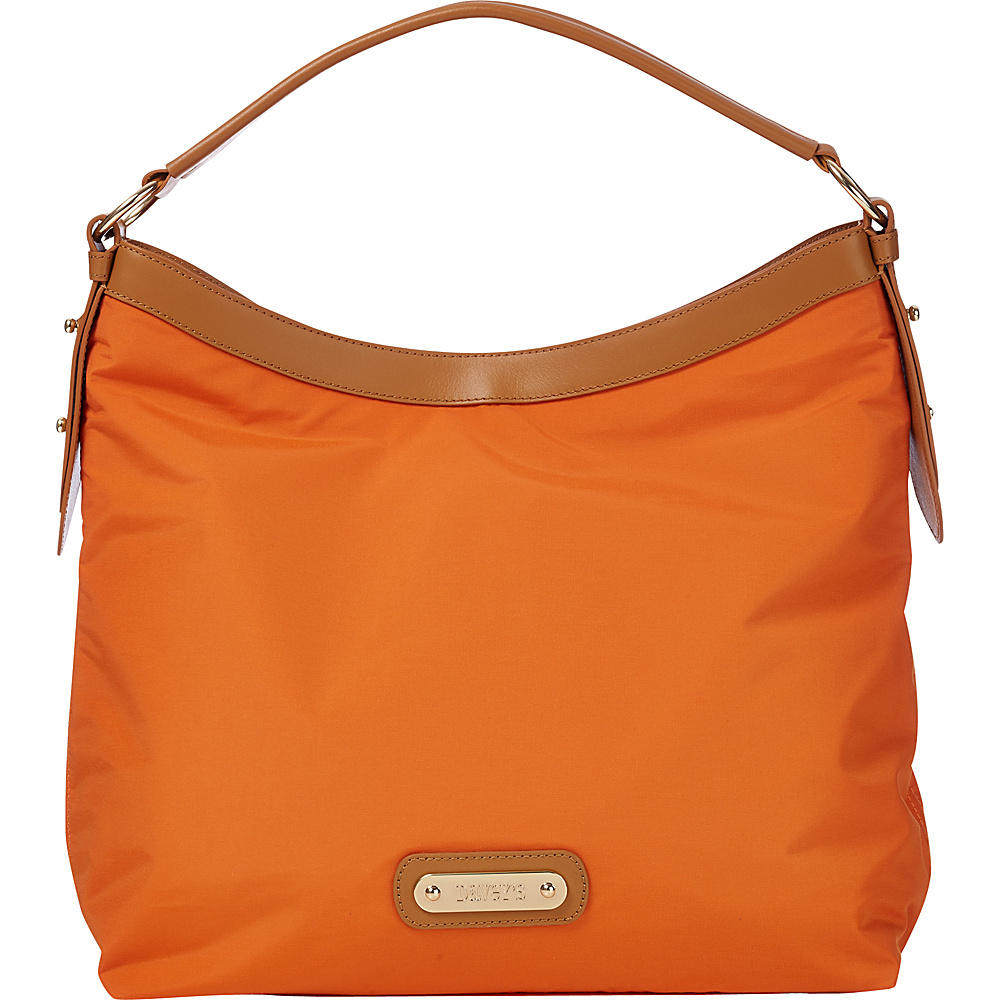 Davey s Hobo Burnt Orange Davey s Fabric Handbags