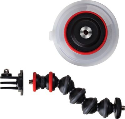 Joby Suction Cup & GorillaPod Arm Black - Joby Camera Accessories