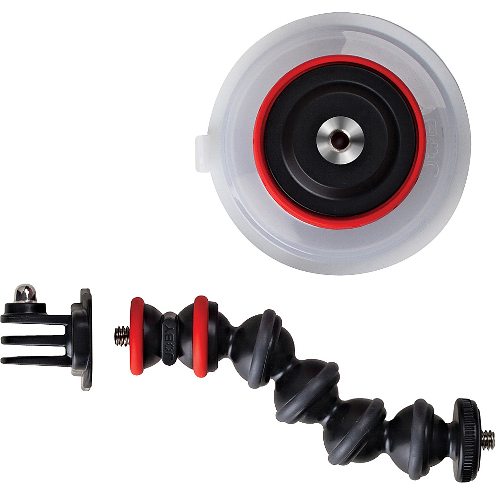 Joby Suction Cup GorillaPod Arm Black Joby Camera Accessories